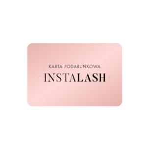 voucher INSTALASH karta podarunkowa serum z odżywka